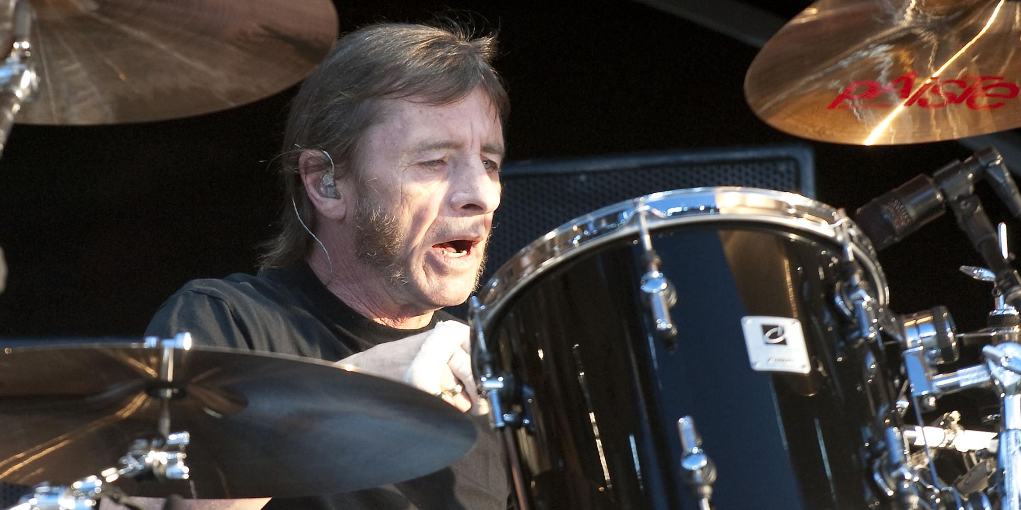 Phil Rudd