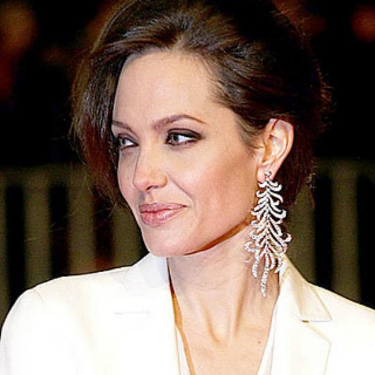 Angelina Jolie - Foto: Divulgação