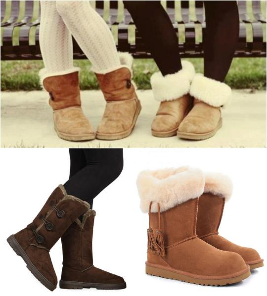 5c4e708e Para os dias de frio: conheça a bota tipo Ugg e saiba como usar esse ...