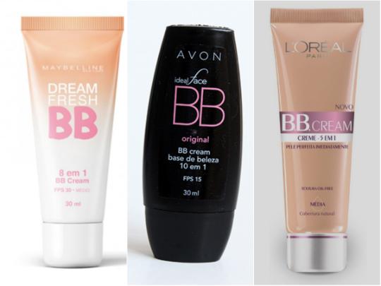 Aqui no Brasil, várias marcas já possuem suas versões de BB Cream? - Foto: Divulgação