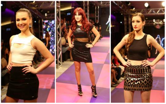 Gang apresenta nova linha de roupas e make - Foto: Reprodução/Facebook