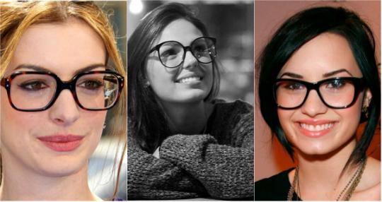 2d9f3ca39b369 Óculos de grau viram artigo fashion e caem no gosto das celebridades ...