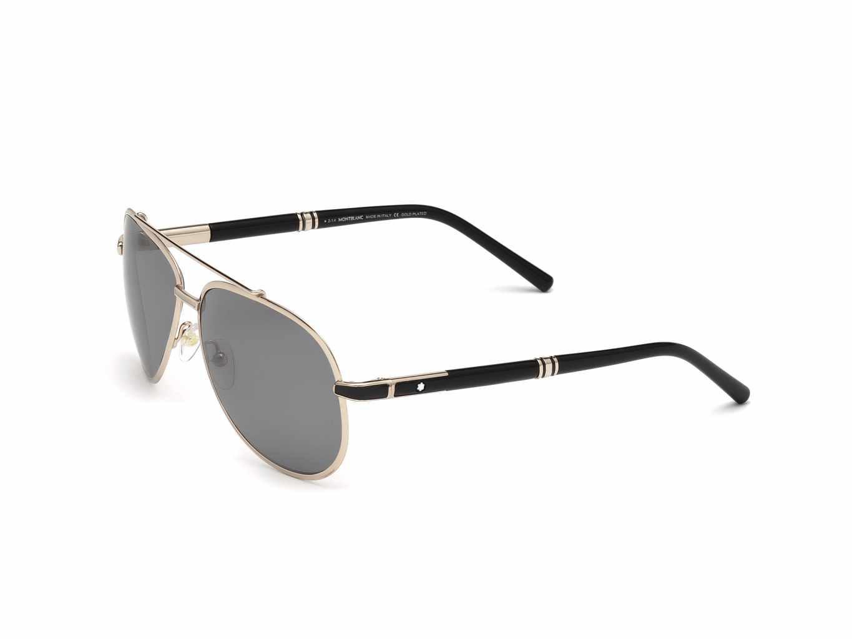 óculos Montblanc, mais uma exclusividade da nova loja da Foernges - Foto   Divulgação e452c50649