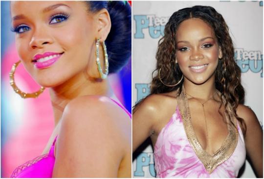 Brincos de argolas Rihanna - Foto: Divulgação