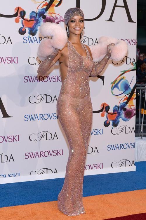 Rihanna CFDA Awards - Foto: Divulgação