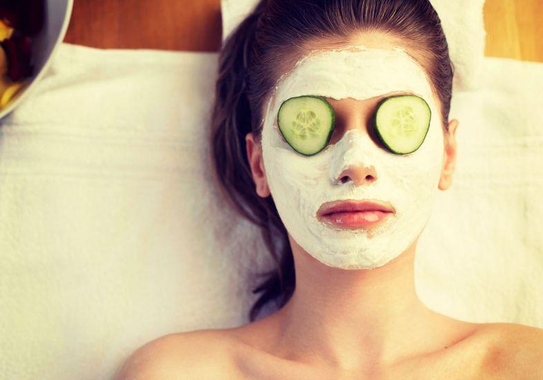 pele oleosa limpeza de pele / Reprodução/ M de Mulher
