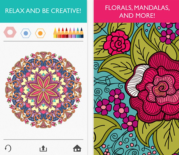 Aplicativo Colorfy - Foto: Reprodução