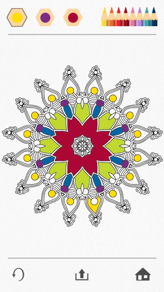 Colorfy desenho