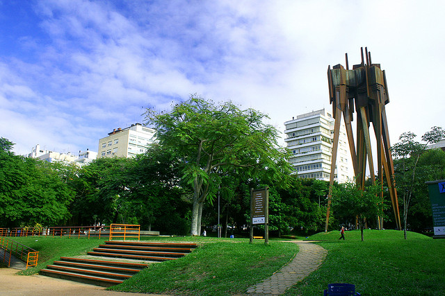 O projeto Viva Linda Porto Alegre inicia suas atividades nesse final de semana, no Parcão - Foto: Divulgação