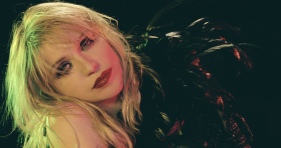Courtney Love marc jacobs