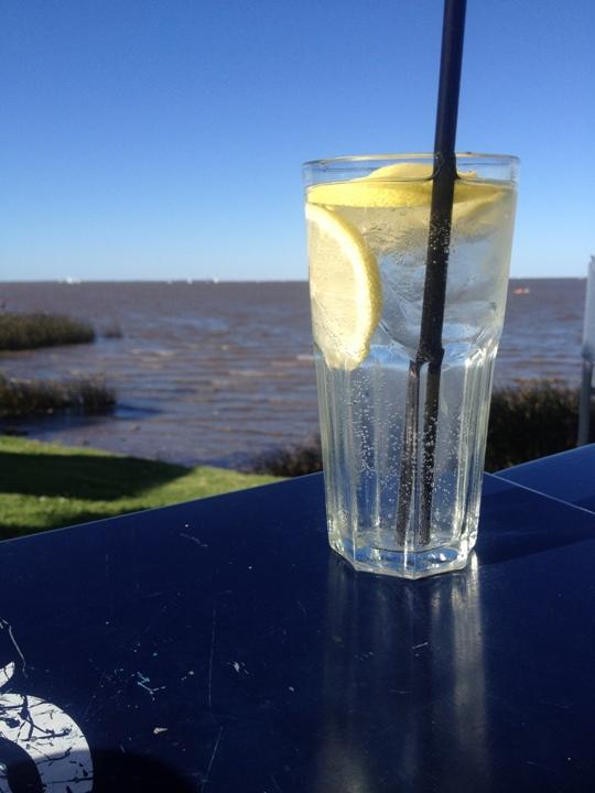 Gin tônica em um domingo de sol: o paraíso é aqui