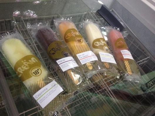 cream sorteves