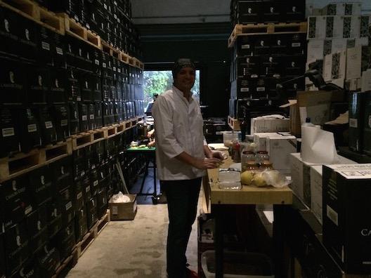 Roteiro das Gurias Garage Vinhos