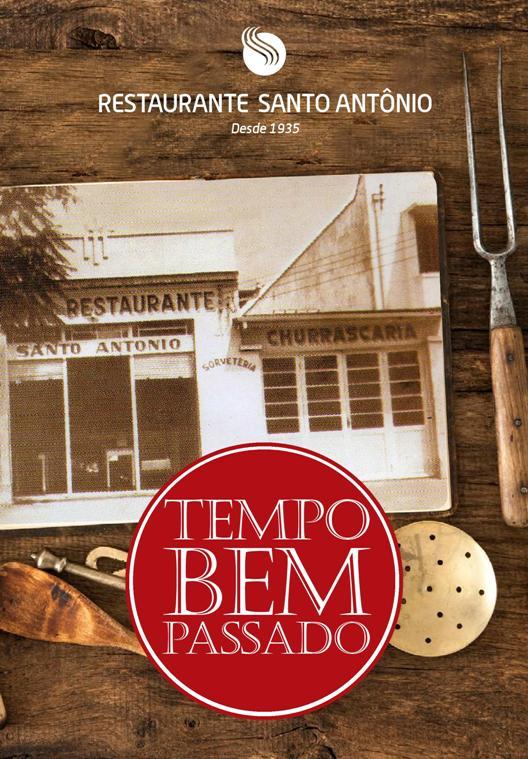 livro Santo Antonio