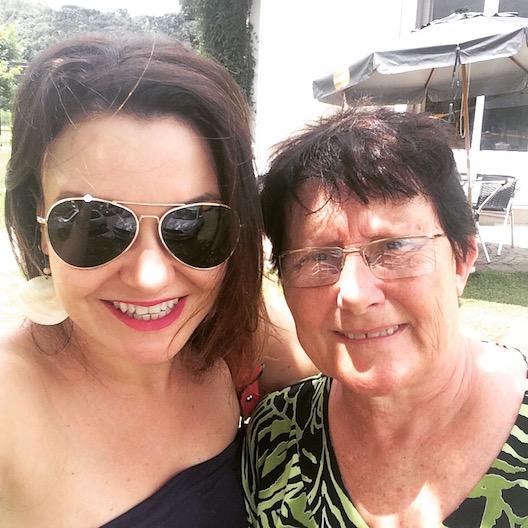 Eu e a Dona Dalva