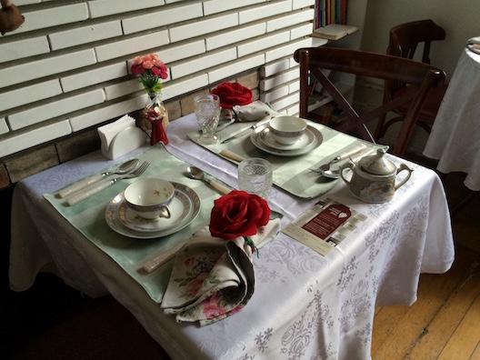 House chá da tarde - 5