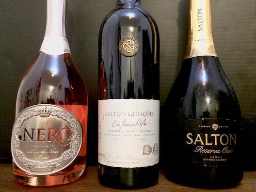vinhos Ponto Nero Salton