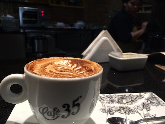 Cafe 35 Pelotas - 16