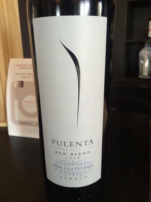 Mendoza bodega Pulenta State - 30