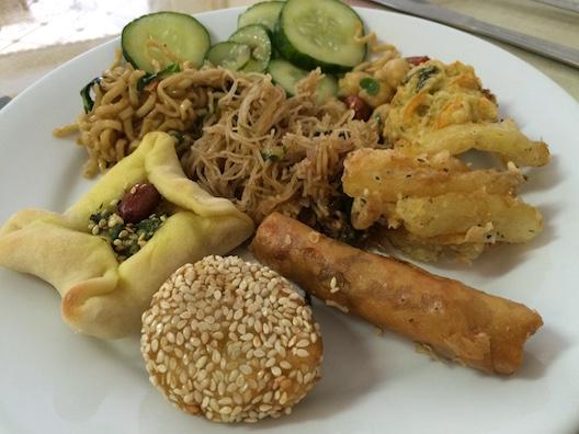Formosa oriental vegetariano - 2
