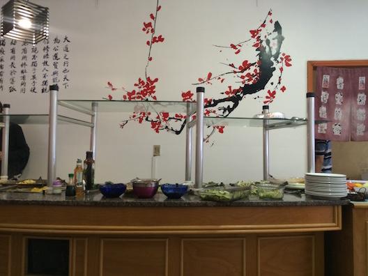 Formosa oriental vegetariano - 25