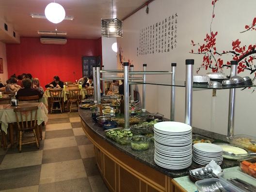 Formosa oriental vegetariano - 46