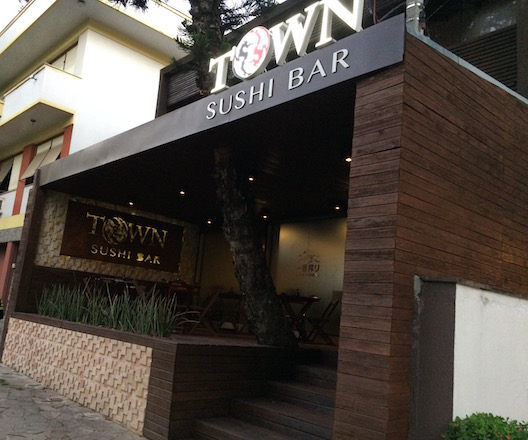 town sushi - 1