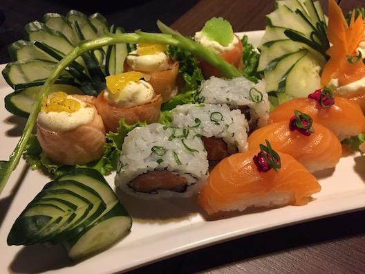 town sushi - 80