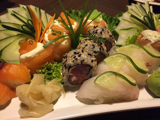 town sushi - 81