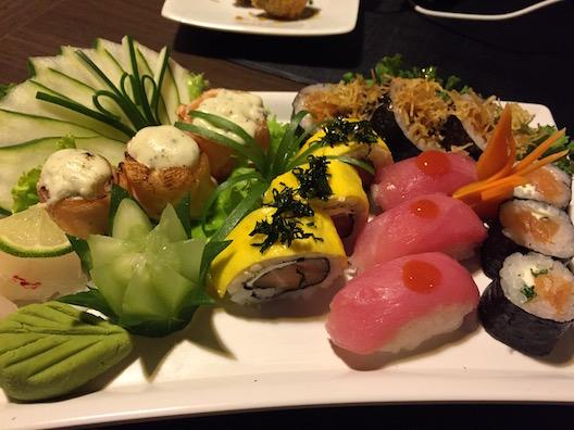 town sushi - 82