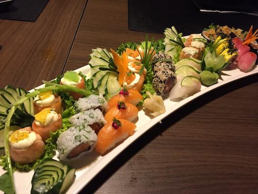 town sushi - 84