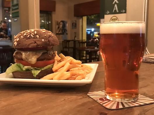 Penz Burger e a Chimia de Pérola