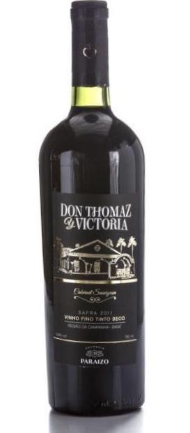 vinho Don Thomaz Y Victoria