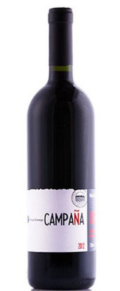 vinho campaña pela Bodega Sossego