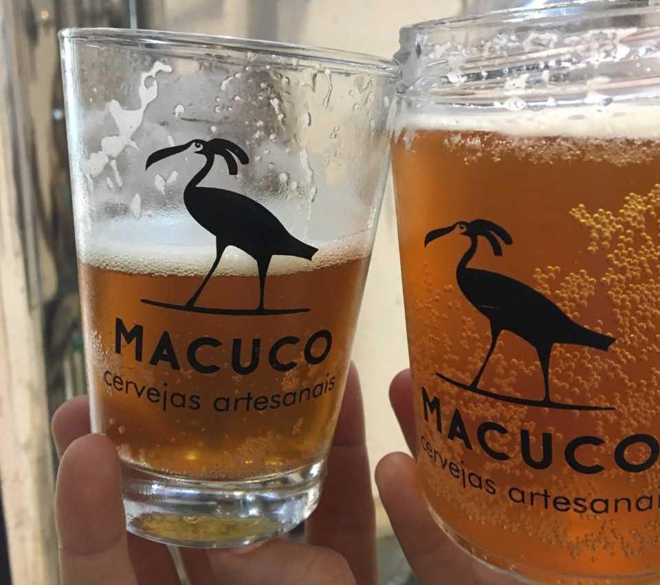 Aniversario da sede da Cerveja Macuco