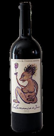 vinho Cabernet Sauvignon da Routhier & Darricarrère