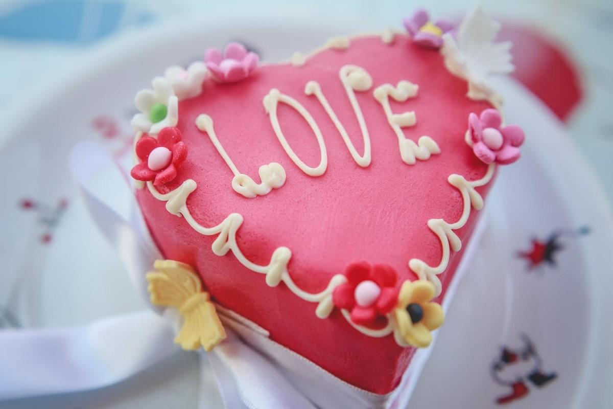 torta confeitaria Barcelona para o dia dos namorados