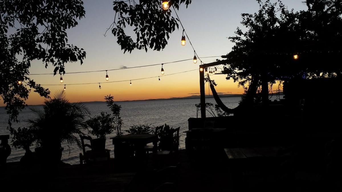 Jantar romantico no restaurante La Piedra