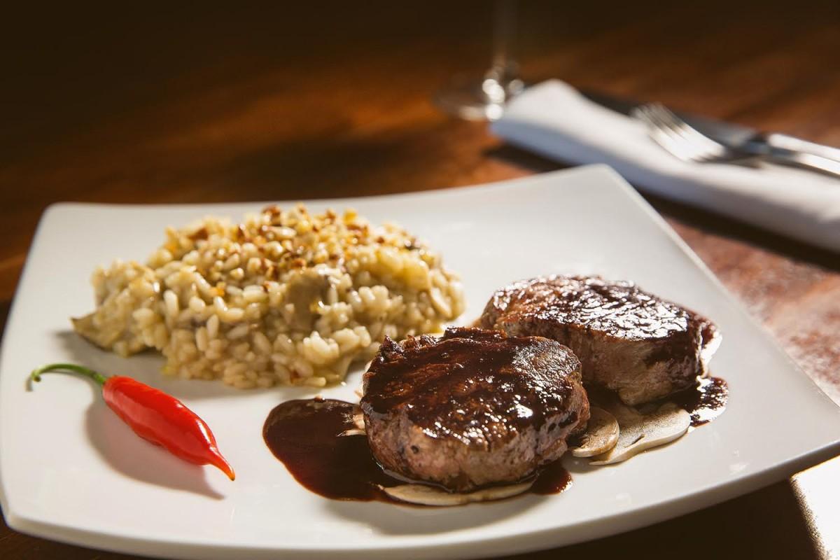 jantar especial de Dia dos Namorados no Peppo Cucina