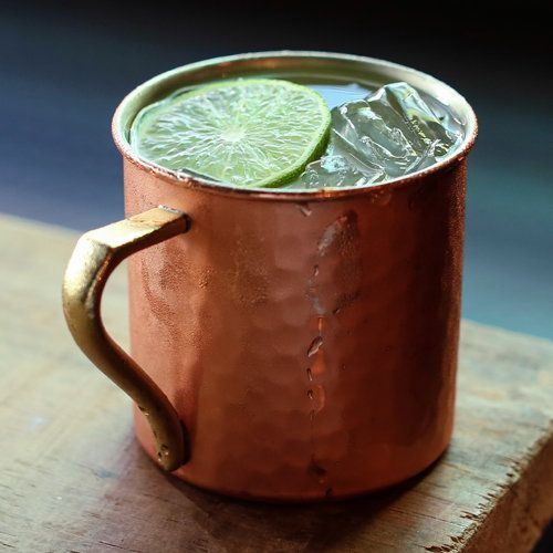 Open de Moscow Mule no Destemperados