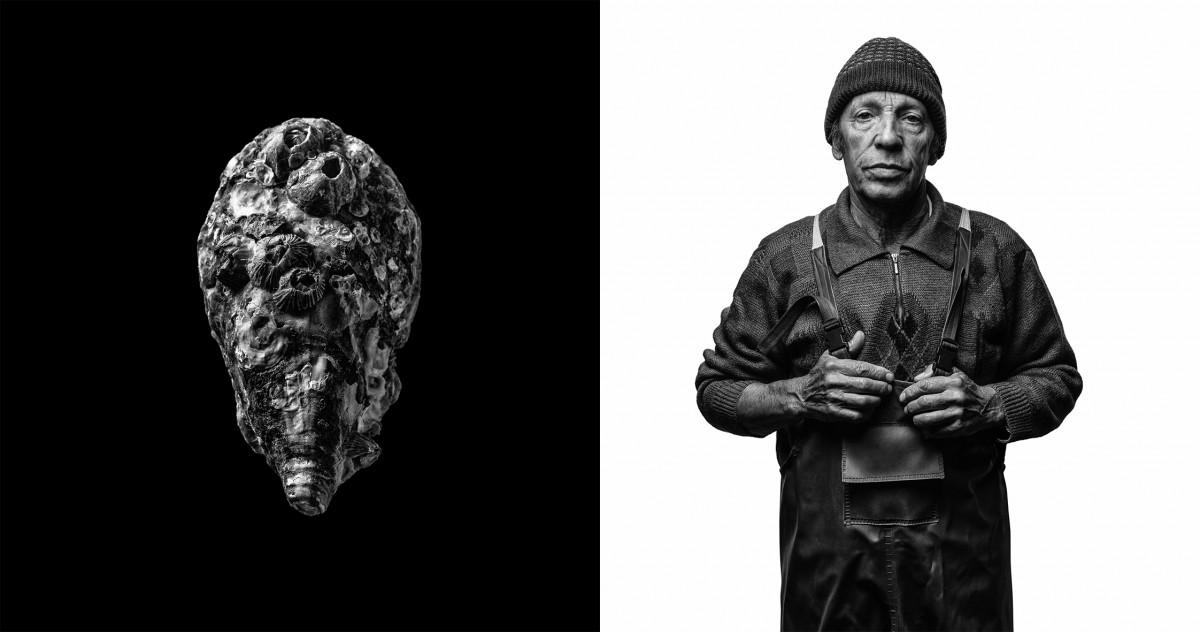 O pescador Darci e as ostras/Eduardo Carneiro