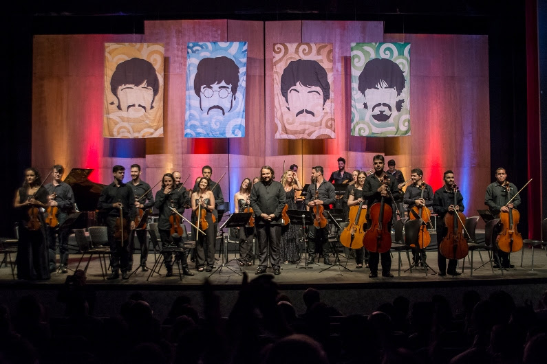 Orquestra Ouro Preto apresenta The Beatles