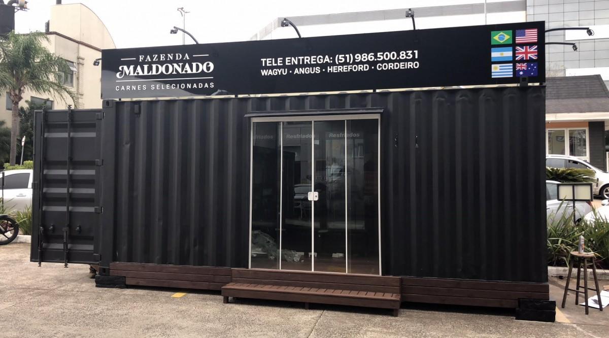 Nova unidade da Fazenda Maldonado