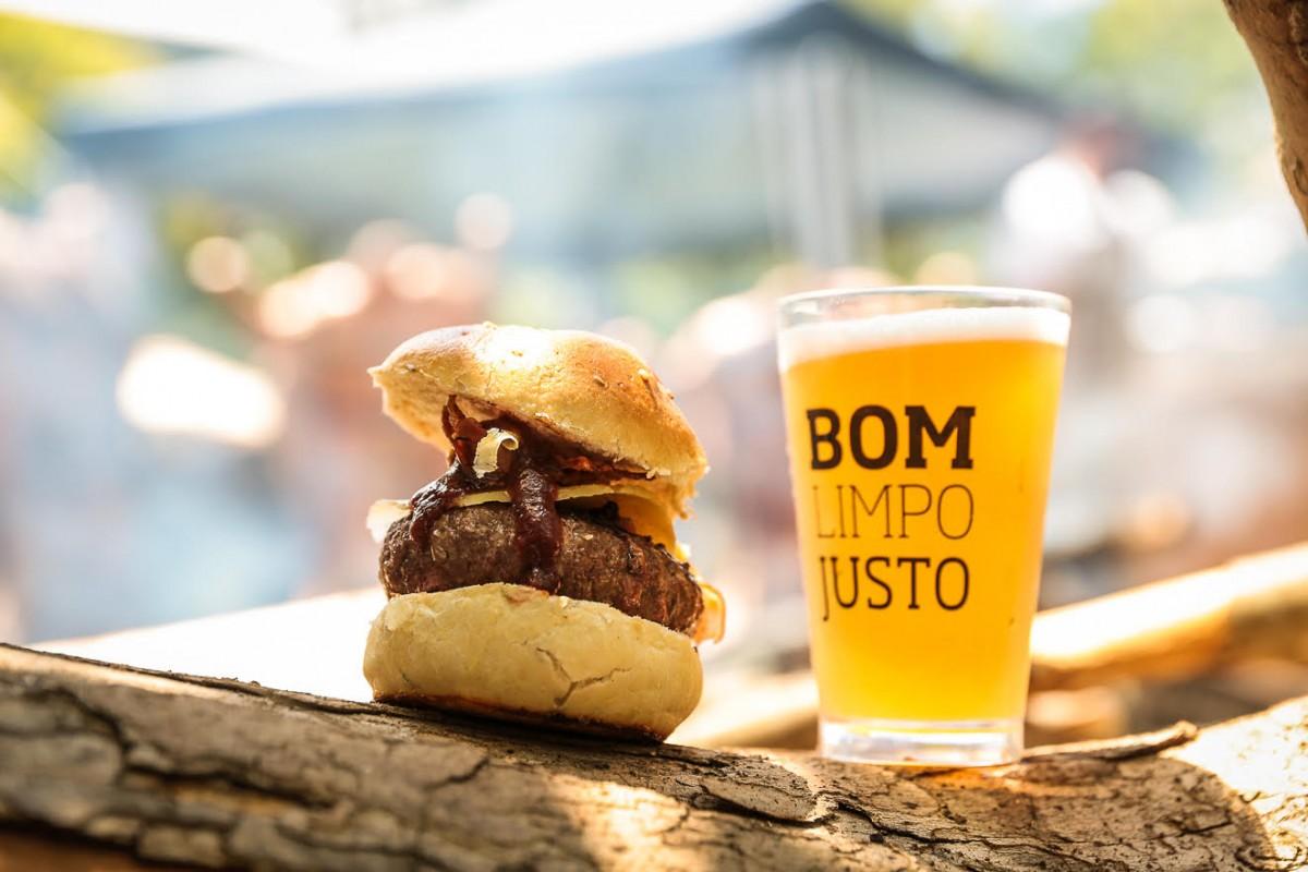 Burger e Beer no Valle Rustico