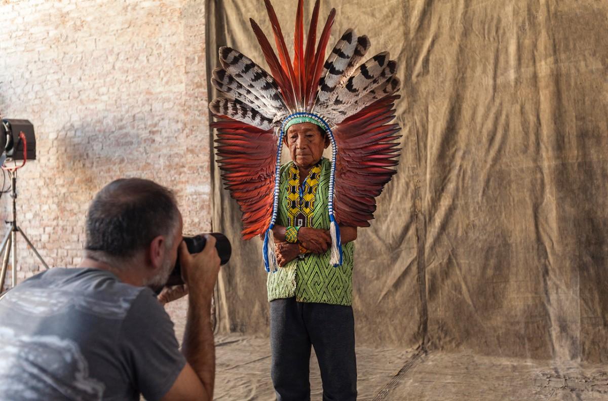Nhoque da Sorte e do Bem promove leilao de fotografias