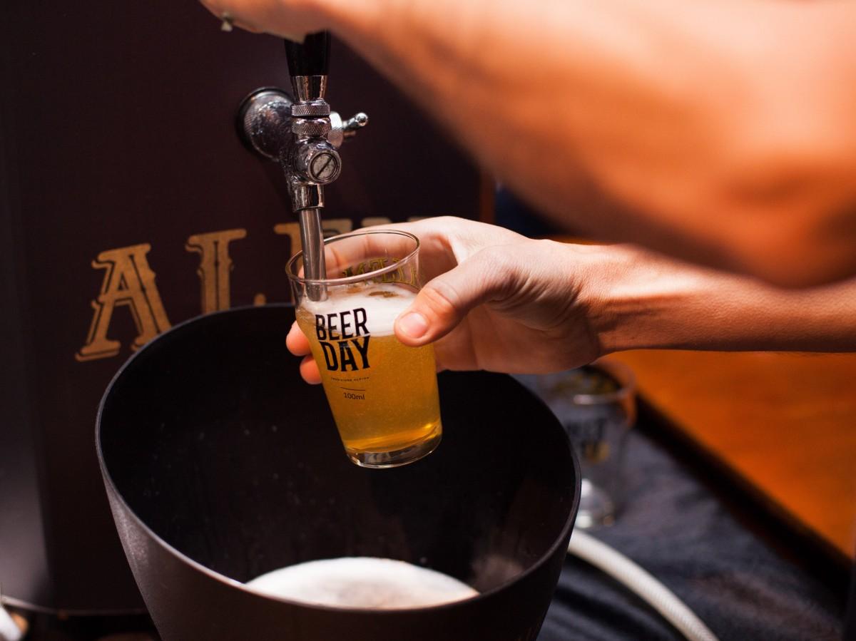 Beer Day da Alem Bier