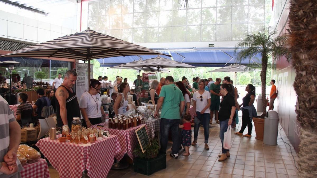 Natal do Garden Market