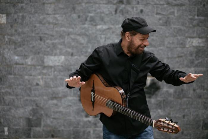 Joao Bosco no Canoas Jazz