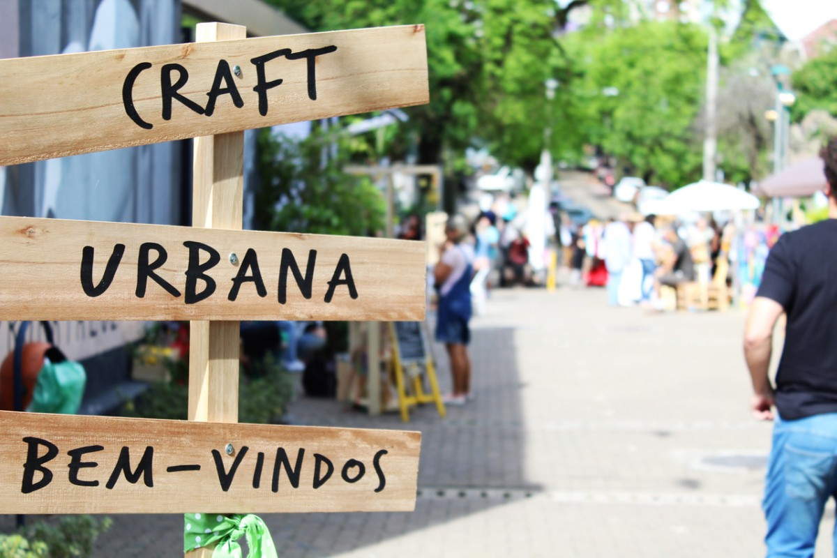 feira Craft na Travessa