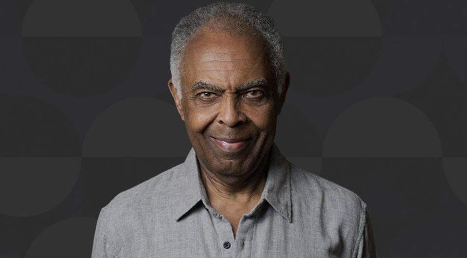 Gilberto Gil no Araujo Vianna
